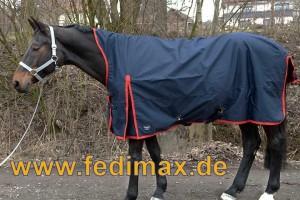 Pferdedecke für Reitpony – Mix