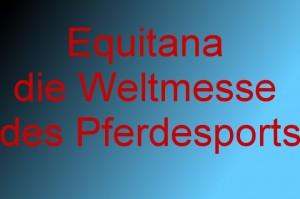 Equitana in Essen vom 16. bis zum 24. März 2013