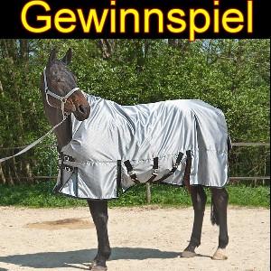Gewinnspiel und Leserumfrage zu Pferdedecken – Bayern´s Pferde