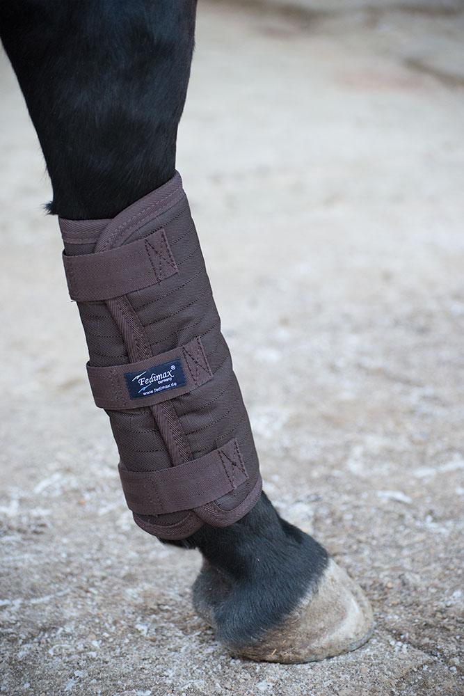 Gamaschen für Pferd – 24 Stunden?