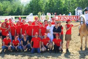 2. Edelhofer Dressur- und Springturnier 12. – 13. Mai 2012