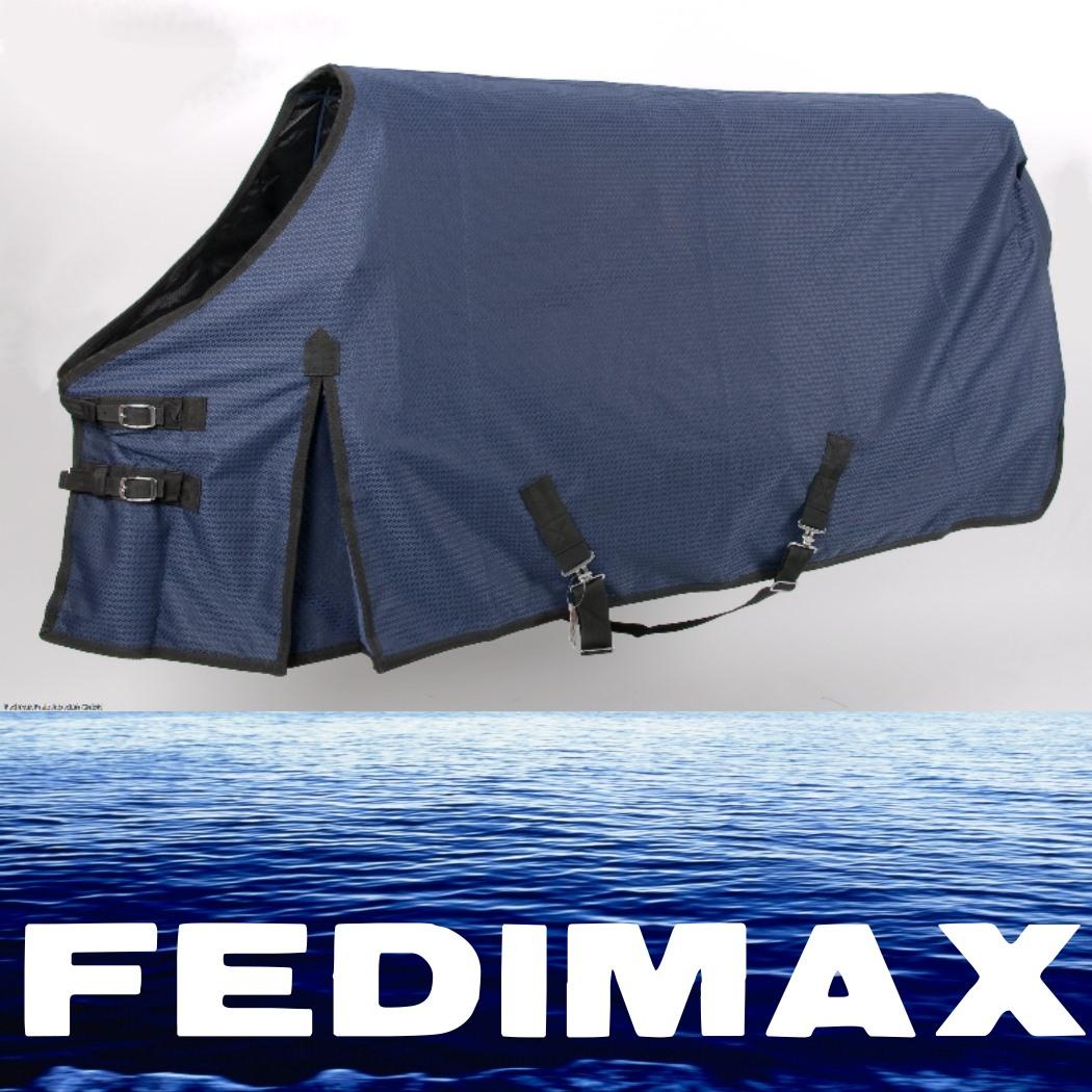 Passformberatung für eine leichte Regendecke und Regendecke mit Fleece